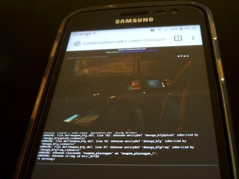 Zdoom Android